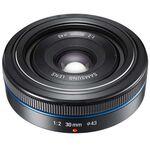 Samsung 30mm NX Pancake Lens