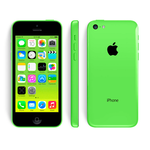 Apple - iPhone 5c 32GB Cell Phone - Green