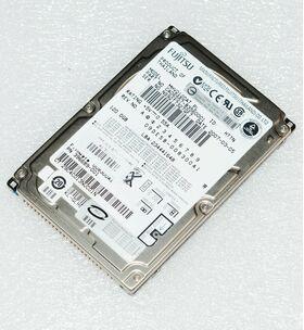"Fujitsu 120GB 2.5"" 5400U rpm IDE PATA MHV2120AH Laptop Festplatte HDD"