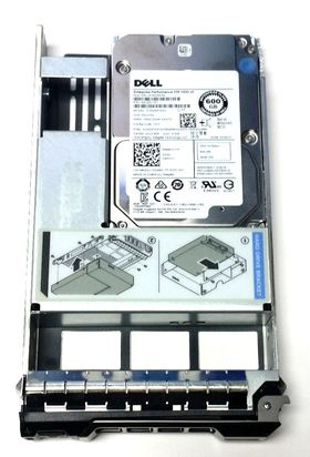 Dell 0HTYGX 04HGTJ 400-AJRC 600GB 3.5 12Gbps 15K RPM SAS Hybrid HDD Kit
