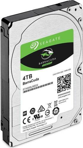Seagate Barracuda 4TB 2.5'' 6Gb/s SATA Hard Drive ST4000LM024